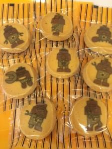 きゅぽらんクッキー